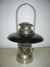 Petromax 821 Baby Petroleumlampe mit Emailschirm , Vorkrieg aus Speicherfund