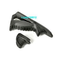 Rifle Tactical Ergonomic Forward Angled Fore Grip Thumb Lock Hand Stop PTK Grip