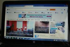 "HP 15-1010wm Laptop Touch Screen 15.6"" Celeron Dual Core 2.16Ghz 4GB 500GB Win8"