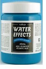 Vallejo Water effect Atlantic Blue