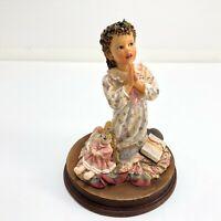 "Demdaco - Mama Says Pray figurine"" Little Light Of Mine"""