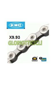 KMC Cadena X9 93 Para 9 Velocidad'