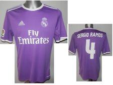 2016-17 Real Madrid Away Sergio Ramos #4 Football Shirt soccer jersey - XLb / XS