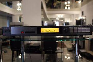 SONY ST-JX4040 HIFI AM FM STEREO TUNER QUARTZ LOCK DIGITAL SYNTHESIZER RADIO 1A