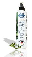 DMSO Spray bequeme Anwendung Dimethylsulfoxid 99,9% Reinheit Salbe Creme Balsam