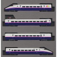 "Kato 10-278 Series E2-1000 Shinkansen ""Hayate"" Bullet Train Basic 4 Cars Set - N"