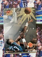 MINT! Alonzo Mourning 1992-93 Fleer Ultra #234 Rejector #1 RC Rookie 10 Card Lot