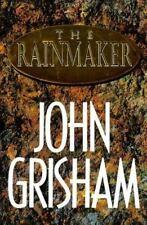 The Rainmaker by John Grisham 1st Edition Hardcover Dust Jacket 1995 LARGE PRINT