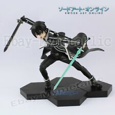 "SAO Sword Art Online Kirito FIGHTING CLIMAX 15cm/6"" PVC Figure NO Box"