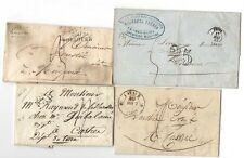 Lot de 4 Marques Postale  ( 197 )