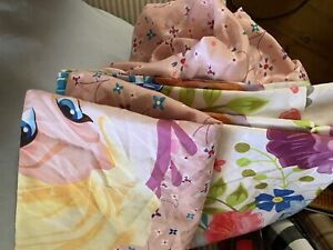 Elsa And Anna Twin Sheet Set Used
