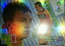 Fernando Muslera Limited Edition Adrenalyn Brazil Brasil Brasilien World Cup 14
