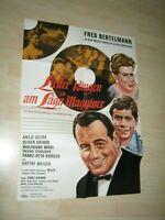 Lieder klingen am Lago Maggiore-F.Bertelmann-Oliver Grimm Orginal A1 Kinoplakat
