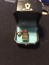 NIB Juicy Couture YJRU0213 Suntan Lotion Charm 2004