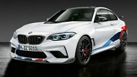 "2018 BMW M2 Competition M Performance Auto Car Art Silk Wall Poster Print 24x36"""