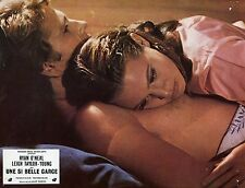RYAN O'NEAL LEIGH TAYLOR-YOUNG  THE BIG BOUNCE 1969 VINTAGE LOBBY CARD N°2
