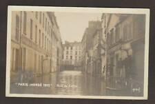 """CRUE DE PARIS 1910 / RUE DE COTTE """"MEUBLES Ch. OLIVIER"""""""