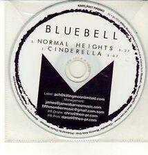 (DC789) Bluebell, Normal Heights / Cinderella - 2012 DJ CD
