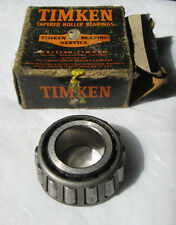 Vintage British Timken Tapered Roller Bearing LM11749