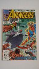 Avengers #319 July 1990 Marvel Comics Endgame Spider-Man