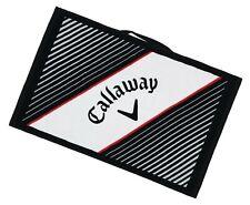 "Callaway Golf Cotton Cart Towel 16"" x 24"" Soft absorbent Woven Loop NEW"