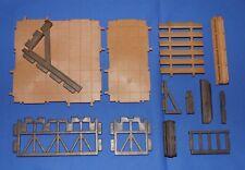 Playmobil Ersatzteile aussuchen Unterbau Bodenplatte Geländer 3666 4064 4305