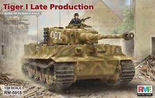 Rye Field 1/35 Tiger I Sd.Kfz.181 Pz.Kpfw.VI Ausf.E Late  #RM-5015 *New Release*