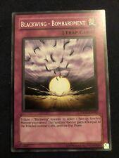 Blackwing - Bombardment Yugioh Card Genuine Yu-Gi-Oh Card