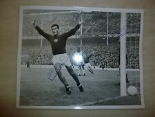 1966 world Cup Original Press Photograph- BRAZIL v HUNGARY - FARKS of Hungary