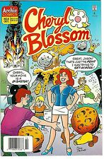 "Cheryl Blossom #6 (1997) NM  Dan DeCarlo Cover  ""NEWSSTAND"" - Retail"