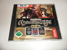 PC  Neverwinter Nights DeLuxe Edition CD-Rom (Jewelcase)