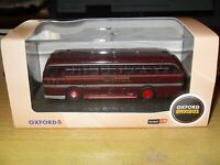 OXFORD OMNIBUS WYE VALLEY MOTORS DUPLE ROADMASTER 76DR003 NEW SHOP STOCK