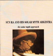 sun ra + his solar myth arkestra - the solar myth approach - cd