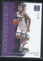 2019-20 Impeccable BUDDY HIELD /75 Kings