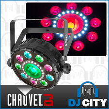 Chauvet DJ FXPar9 Multi Effect RGB+UV LED Wash Light w/ SMD LED Strobe