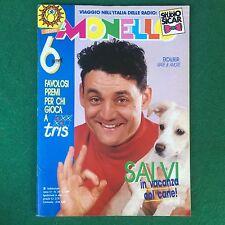 Rivista IL MONELLO n.34 1989 (ITA) FRANCESCO SALVI SABINA STILO NANCY BRILLI