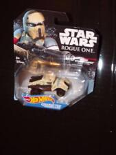 HOT WHEELS STAR WARS ROGUE ONE SCARIF STROMTROOPER SQUAD LEADER  ACTION FIGURE!