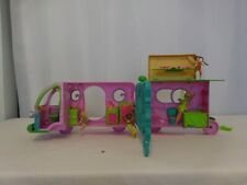 Disney Fairies Tinks Pixie Camper + Dolls Tinkerbell Friends + Accessories LOT