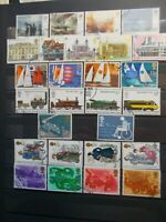 GB 1975 Commemorative Stamps, Year Set~Very Fine Used~UK Seller