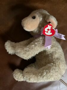 Genuine TY Lovie Lamb Collectible Stuffed Animal RETIRED - GREAT! WITH TAGS!!