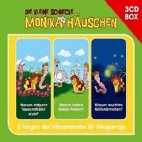 MONIKA HÄUSCHEN 3-CD HÖRSPIELBOX NEW 3 CD