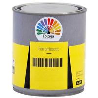 Colorea vernice smalto ferromicaceo 0,750 lt per ferro e ferro battuto satinato
