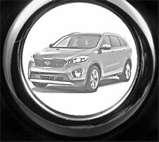 KIA SORENTO keyring Sorento as Photo Engraving including text engraving