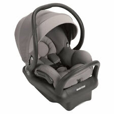 2016 Maxi Cosi Mico Max Infant Car Seat With Base In Grey Gravel