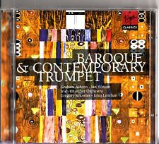 Baroque & Contemporary Trumpet -Irish Chamber Orchestra 2-CD (Graham Ashton)