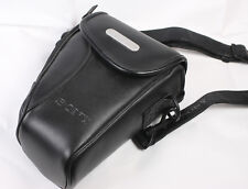 Original Sony Leather Carrying Case for DSCF707 / F717 (LCS-FX) Genuine