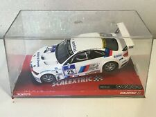 """SCALEXTRIC GT:BMW M3 """"MULLER"""""""