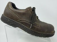 Merrell World Rambler Brown Size 9.5 Mens Casual Oxford Shoes
