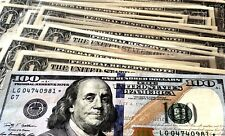 20 Paper Money Sleeves Non Rigid Fast Free USA Shipping NEW Currency Protection