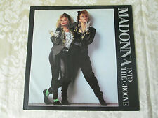 "MADONNA - INTO THE GROOVE - ORIGINAL 1985 12"" SIRE RECORDS  45rpm W8934T"